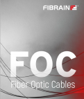 New FIBRAIN Fiber Optic Cables 2017 catalogue is now available.
